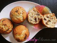 Банановые кексы: 3 фото-рецепта идеальных кексов с бананами