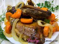 Как приготовить дикую утку – 3 фото-рецепта. Вкуснее, чем в ресторане!