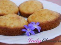 Лимонные кексы – 3 фото-рецепта быстрой и ароматной выпечки