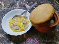 Мясо с картошкой в горшочках: 5 фото-рецептов пошагово