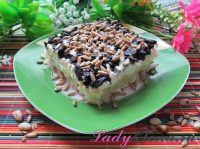 Салат с черносливом: 8 фото-рецептов пошагово