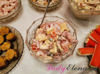 Салат с грибами и колбасой: 5 оригинальных рецептов
