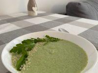 Суп-пюре из брокколи: 4 быстрых фото-рецепта полезного обеда