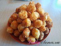 Сырные шарики: 4 фото-рецепта популярной закуски