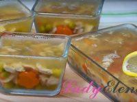 Как приготовить праздничный холодец из курицы: рецепт с фото