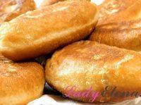 Жареные пирожки с повидлом: фото-рецепт пышной выпечки на дрожжах